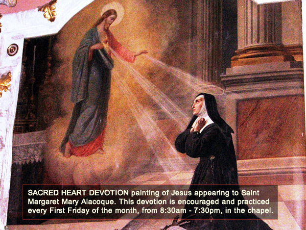 Sacred Heart Devotion